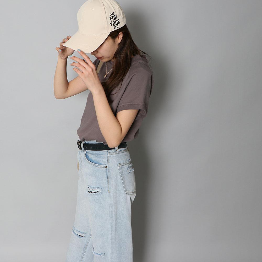 【6/21再入荷】サイドロゴCAP