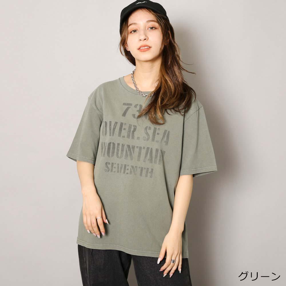 【ネコポス送料無料】ピグメントロゴT