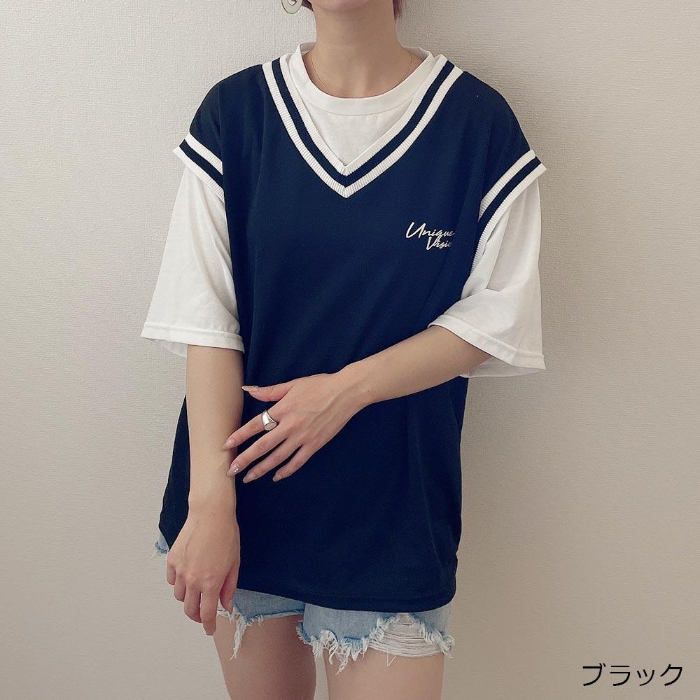 【8/10再入荷】ドッキングバックロゴTシャツ