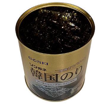 宋家ギフト-ソンガネ韓国のり(6缶)