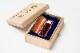 吉運手彫り印鑑(個人用印鑑) 【黒水牛:銀行印13.5mm丸】