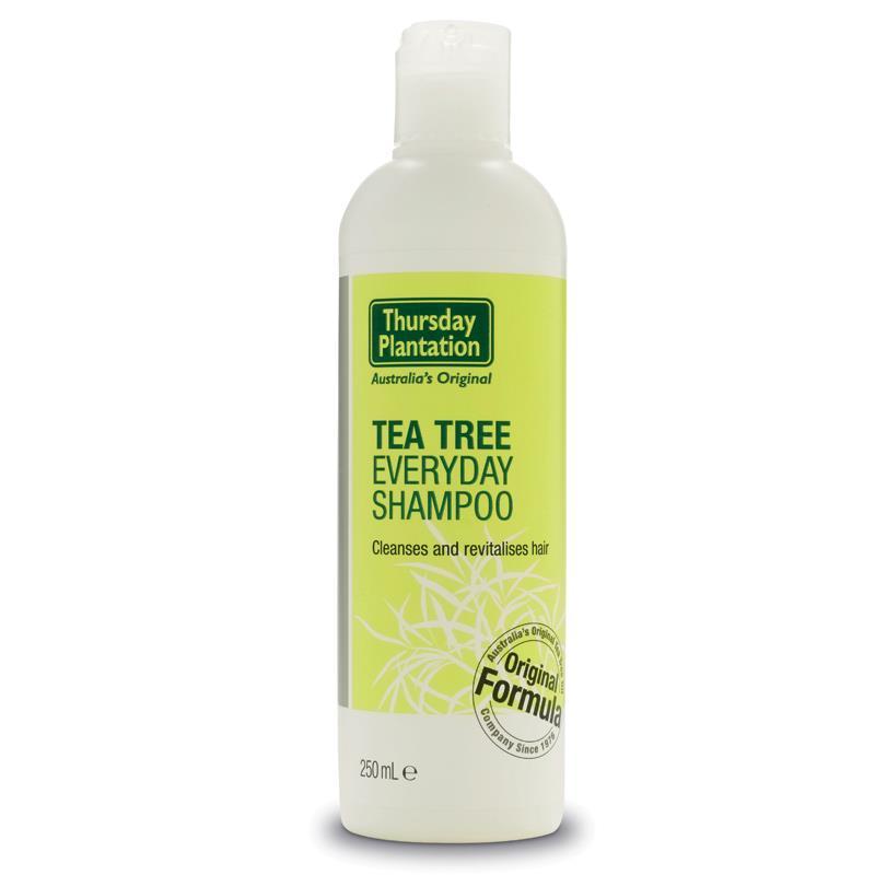 [Thursday Plantation] Tea tree Everyday Shampoo & Conditioner ティーツリー エブリデーシャンプー&コンディショナー セット
