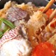 電子レンジで温める冷凍 鯛の出汁で炊く鯛釜めし