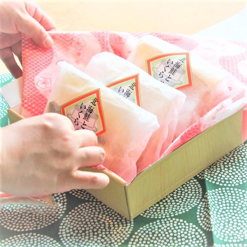 【鮭といくらの釜めし】アルミ釜コンロまたは炊飯器で炊くタイプ1合炊き×5食セット