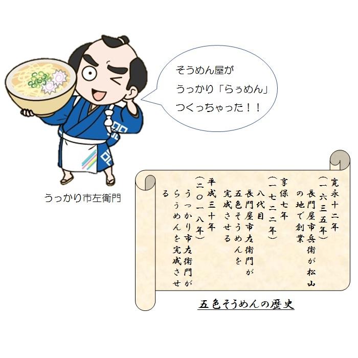 長門屋 醤油らぅめん NSR