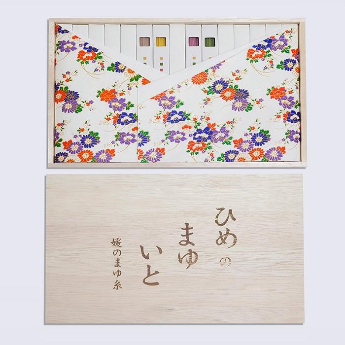 ひめのまゆいと(媛のまゆ糸)