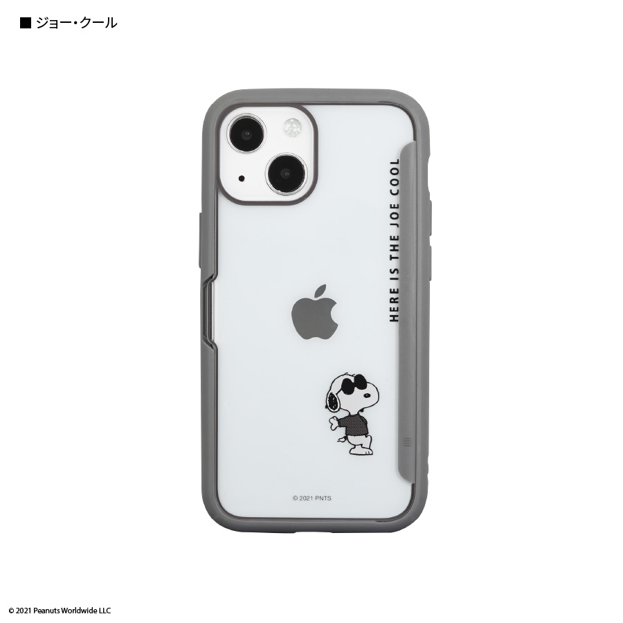 ピーナッツ SHOWCASE+ iPhone13 mini対応ケース