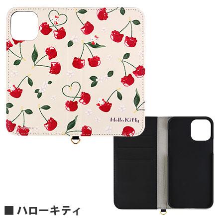 サンリオキャラクターズ iPhone12/12 Pro対応フリップカバー