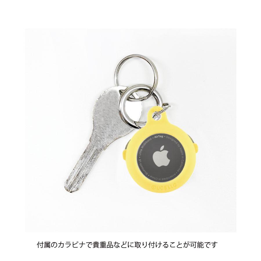 『怪盗グルー/ミニオンズ』シリーズ AirTag対応 シリコンケース