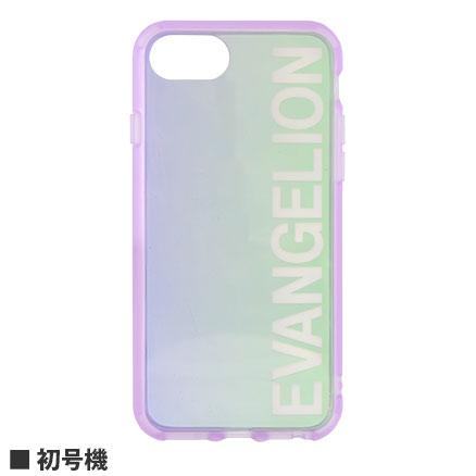 エヴァンゲリオン IIIIfit(clear) iPhone8/7/6s/6対応ケース