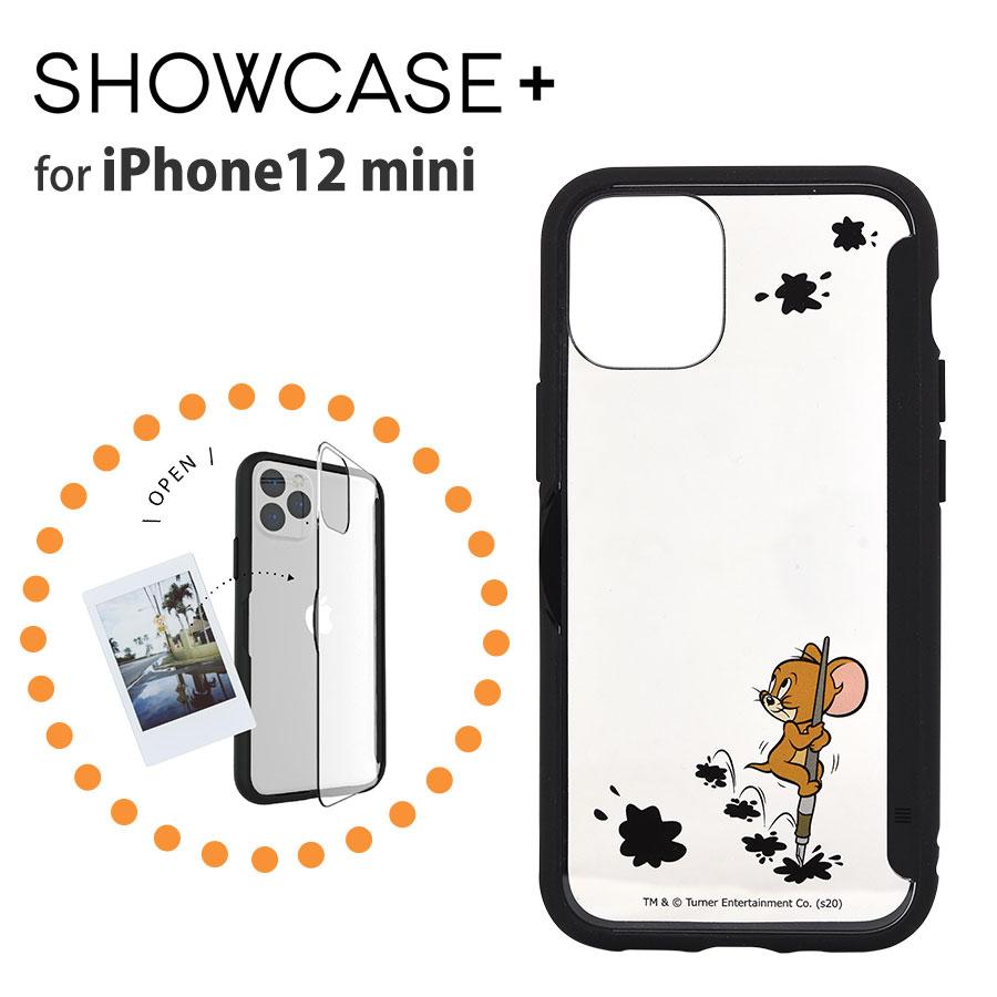 トムとジェリー SHOWCASE+ iPhone12 mini対応ケース