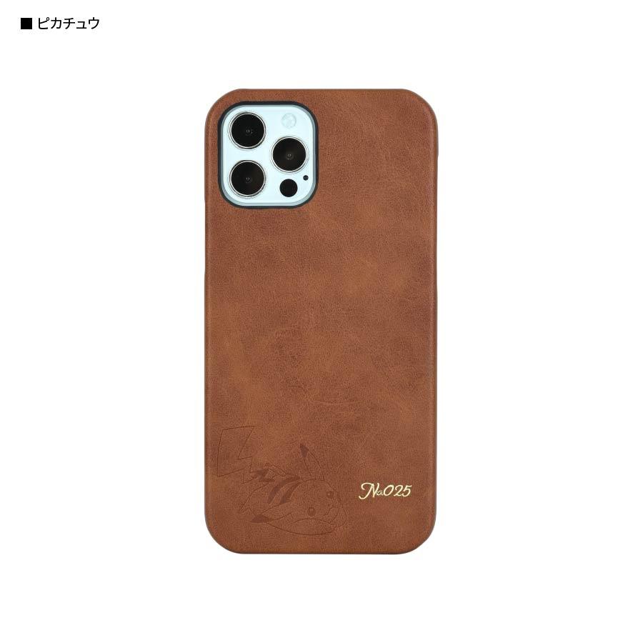 ポケットモンスター iPhone12/12 Pro対応 プレミアムシェルケース