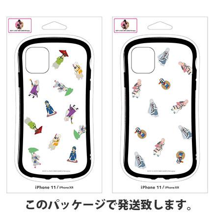 刀剣乱舞-ONLINE- iPhone11/XR対応ハイブリッドガラスケース