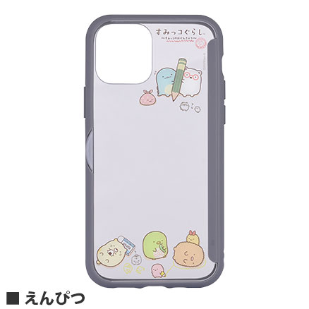 すみっコぐらし SHOWCASE+ iPhone12/12 Pro対応ケース