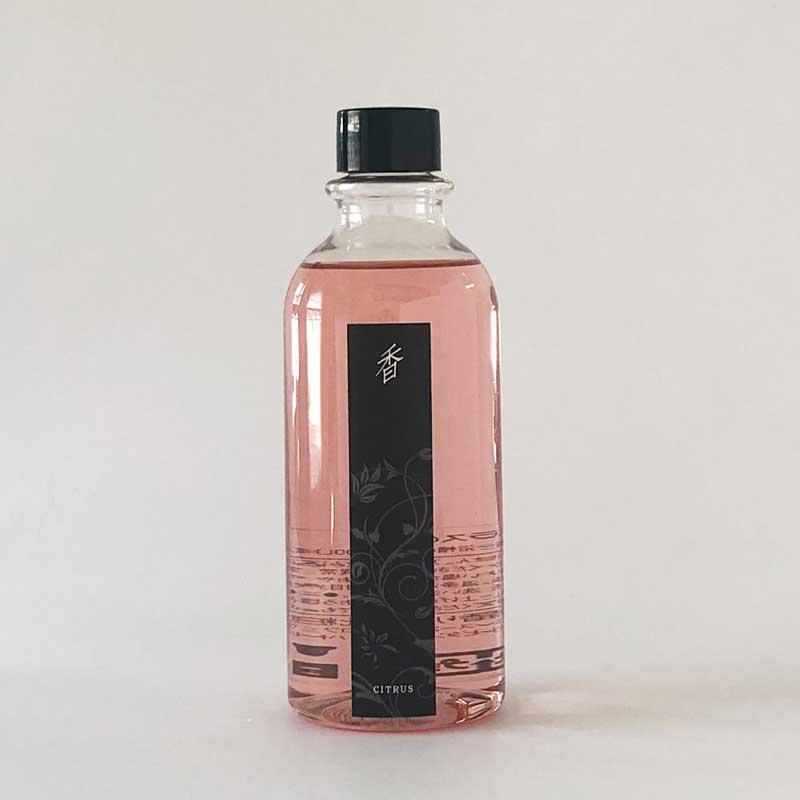 香 -コウ- シトラスの香り