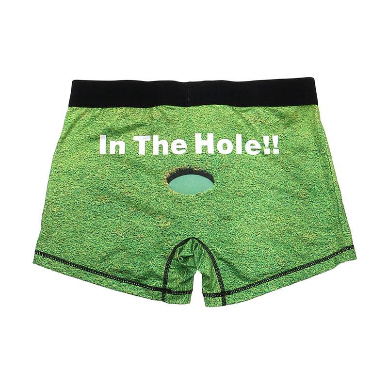 【ゴルフの勝負パンツ】LATESHOW ボクサーパンツ