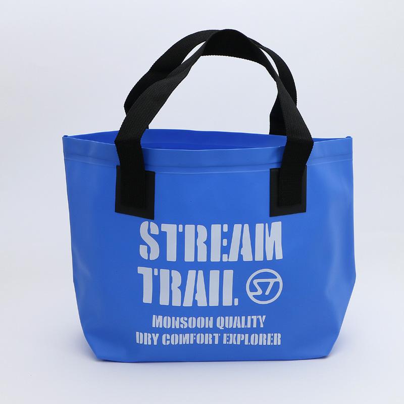 【防水ラウンドバッグに!】Stream Trail ウェットトートバッグミニ