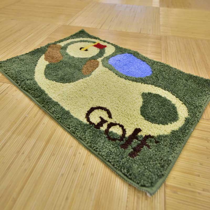 【セール:50OFF】ゴルフコースバスマット