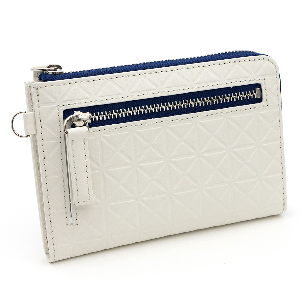 【伝統×スタイリッシュ】大容量の薄型財布 SAKURA WAQS