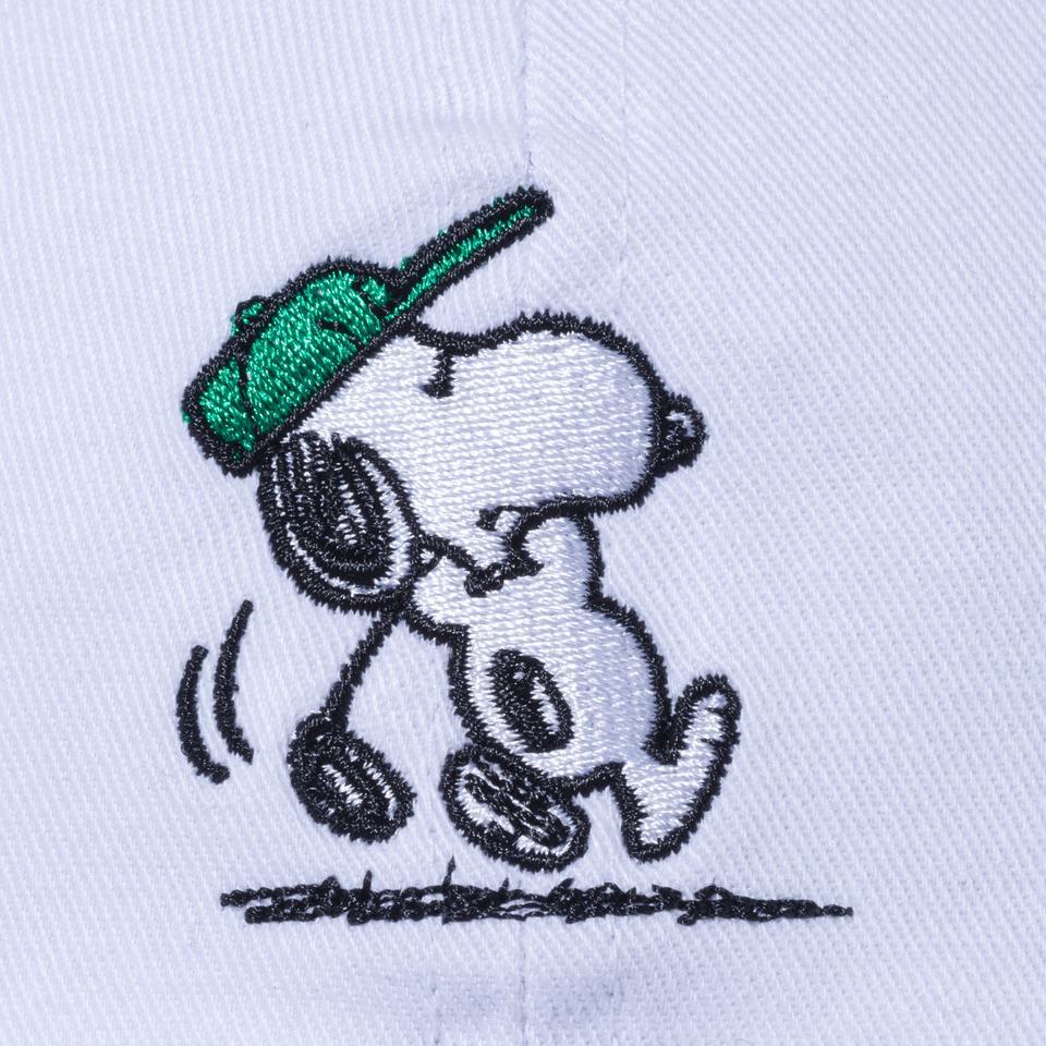 【NEWERA】9TWENTY PEANUTSゴルフモチーフ スヌーピー  キャップ