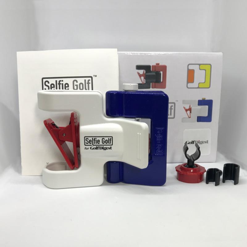 完売御礼!【楽々スウィングチェックでスコアアップ】Selfie Golf
