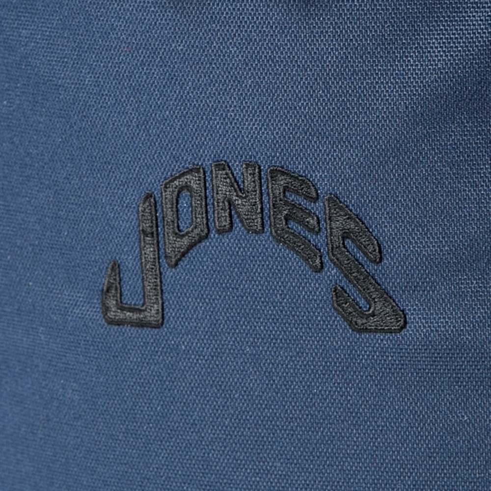 【保冷バッグもお洒落に】JONES Utility ロゴ入りクーラーバッグ