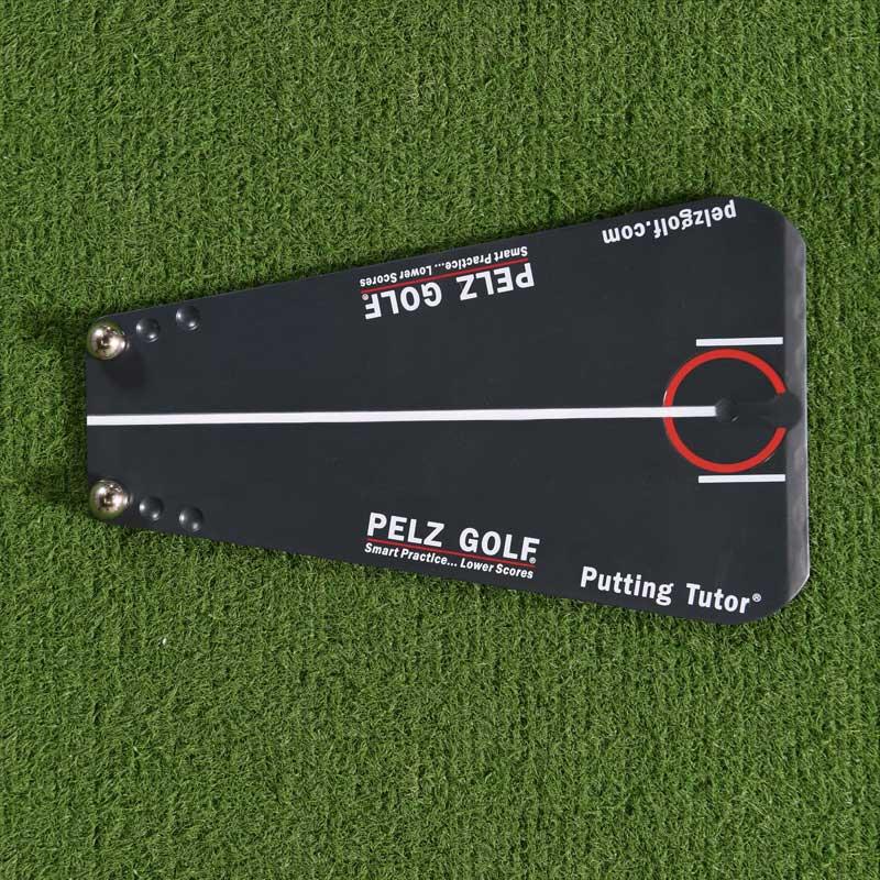 【セール:36%OFF】ペルツゴルフ パッティングチューター(PELZ GOLF Putting Tutor)