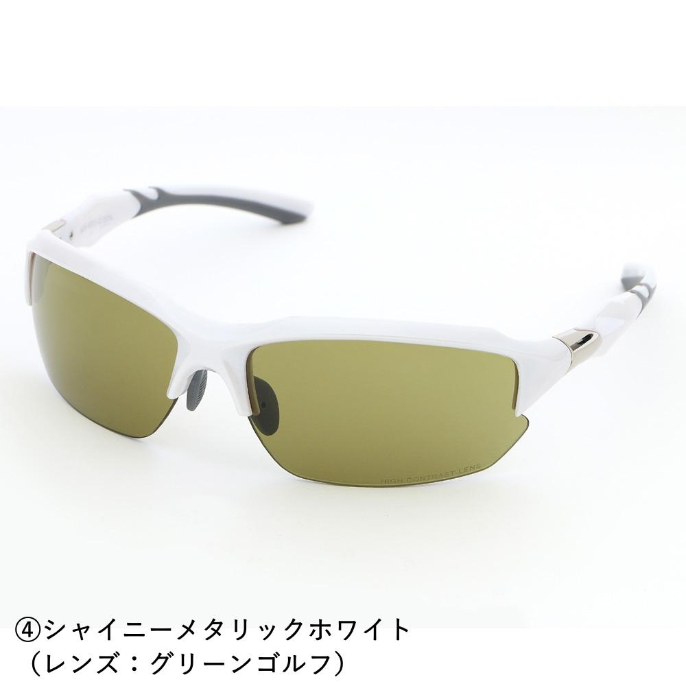 【18Hパフォーマンス維持】AddElmゴルフ用サングラス