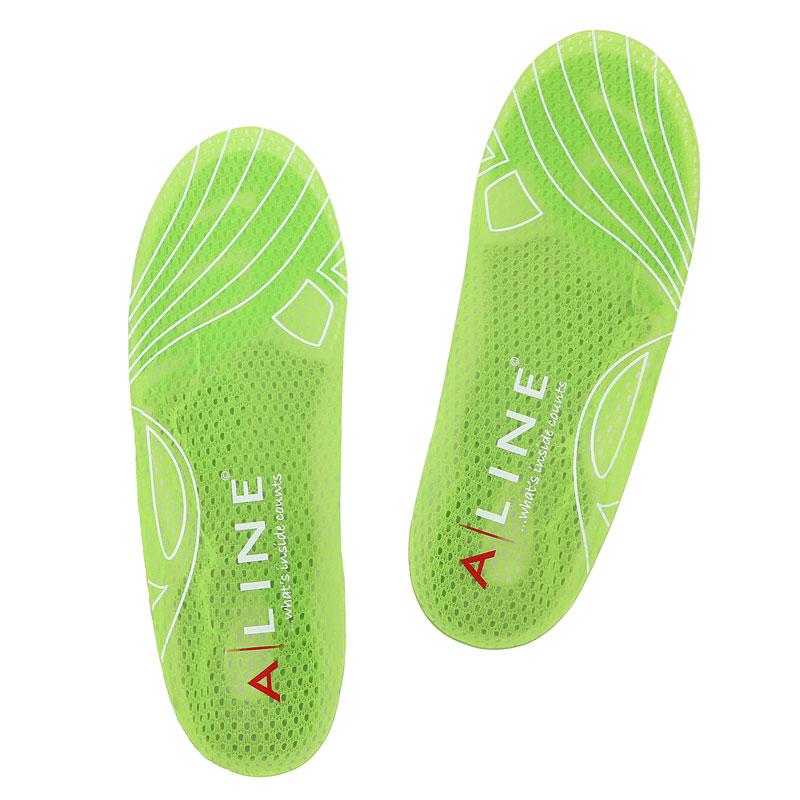 【セール】【トッププロ多数使用】A-LINE ゴルフ用インソール