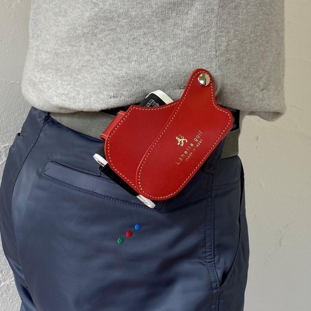 New!【右腰用大きいサイズ登場!】距離計測器レザーホルダー