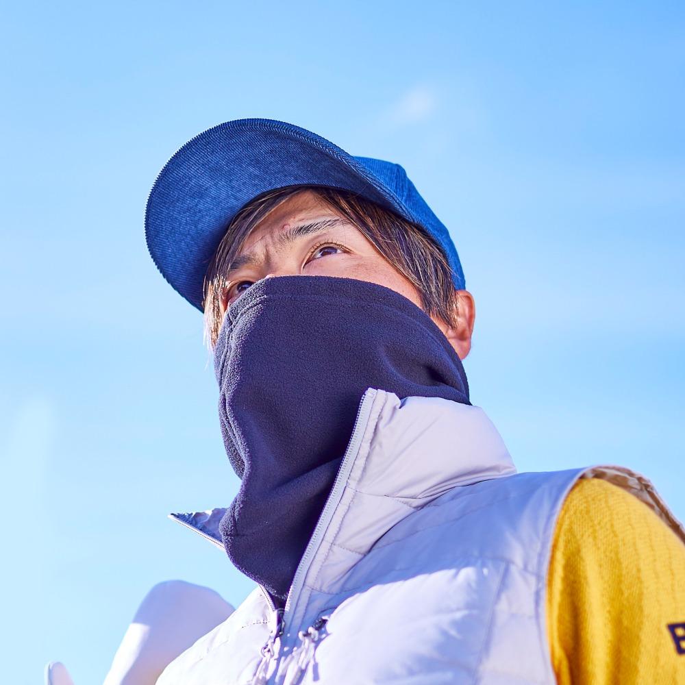 【制菌フェイスガード】3WAY NECK WARMER ネックウォーマー