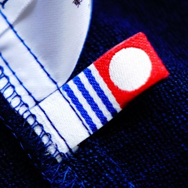 【名門コースの夏ゴルフにも】着るタオルジャケット