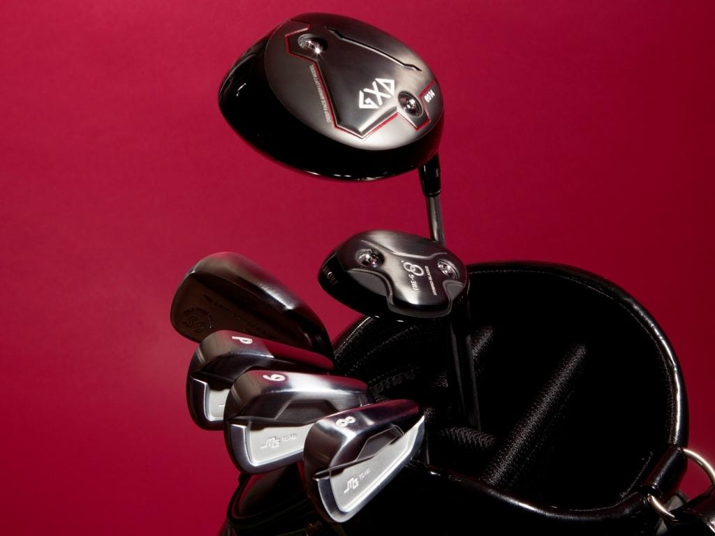 【ドライバーが41インチ!?】チップゴルフ 短尺クラブセット「ADACHI SET」