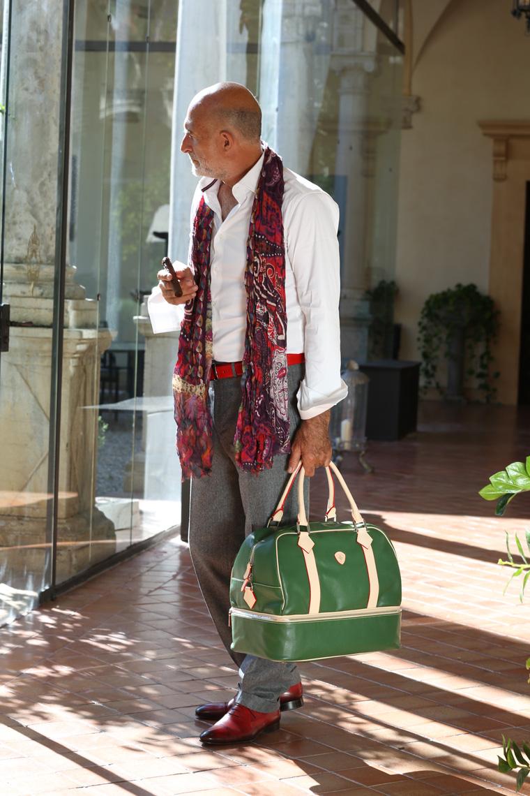 【イタリアの職人の技術が集結】TRIVALENTE バッグ