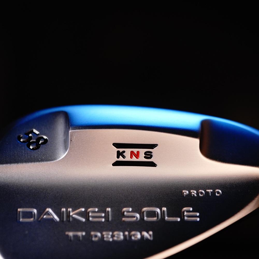 台形ソール(DAIKEI SOLE)ウェッジ「フルスコアライン」