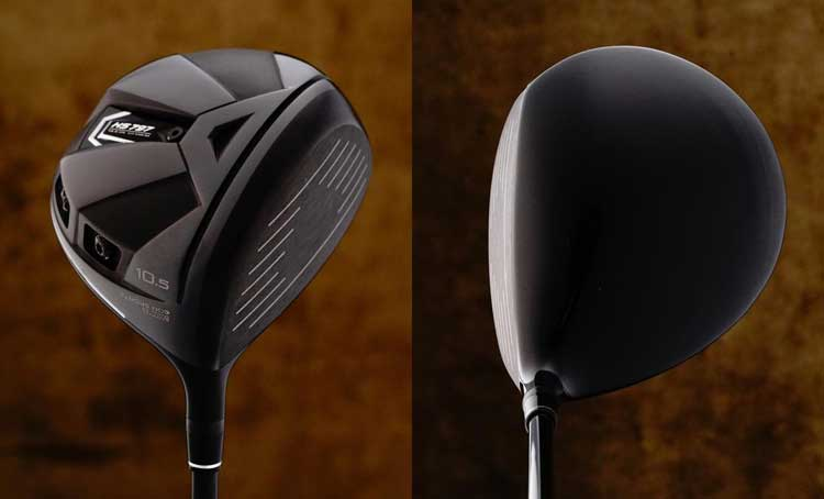 【HS40~45ドロー系ゴルファーに最適!】<br>The ATTAS(5X)×GIGA HS797カスタムチューンドライバー ※試打動画あり
