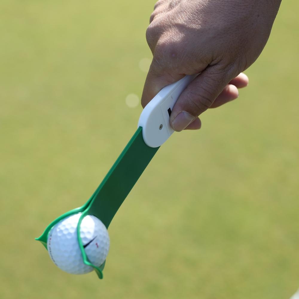 【腰ラク&便利なゴルフボール拾い器】カップキーパー