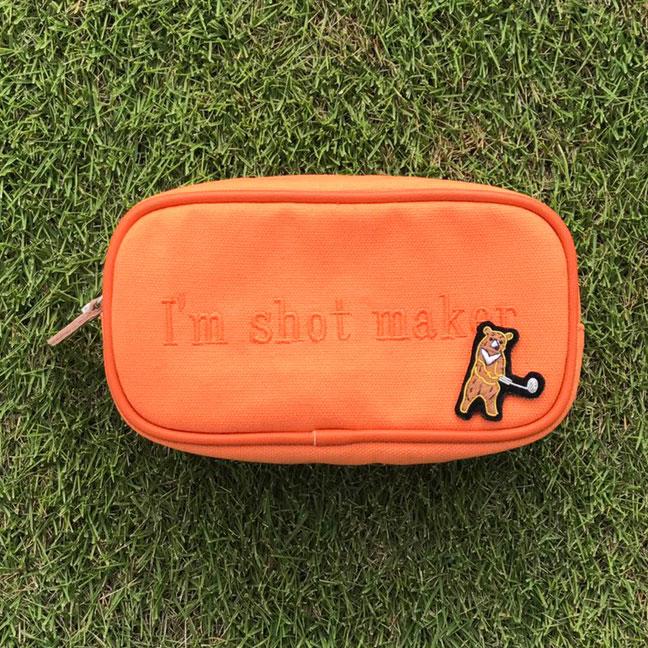 【セール】ゴルフワードポーチ