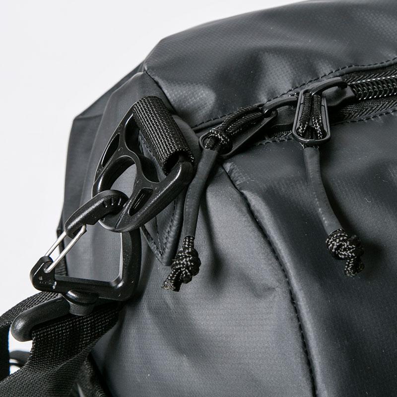 【JONES】ダッフルバッグ ターポリン素材