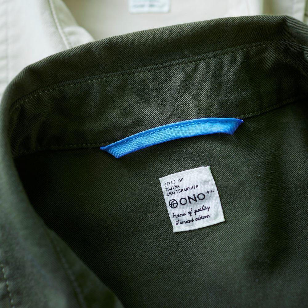【温度調節素材で常に適温!】お洒落なONOショップコート