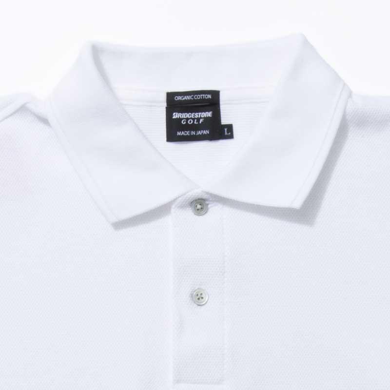【セール:45%OFF】BSゴルフ オーガニックコットンポロシャツ
