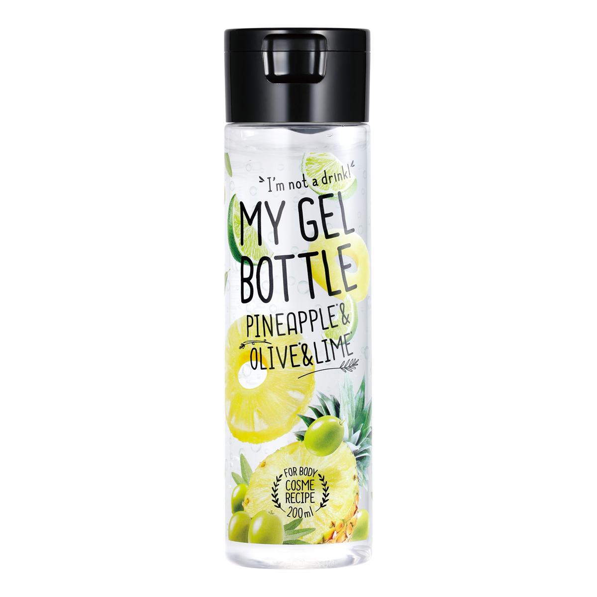 MY GEL BOTTLE[マイ・ジェル・ボトル]【香り:パイナップル】200ml