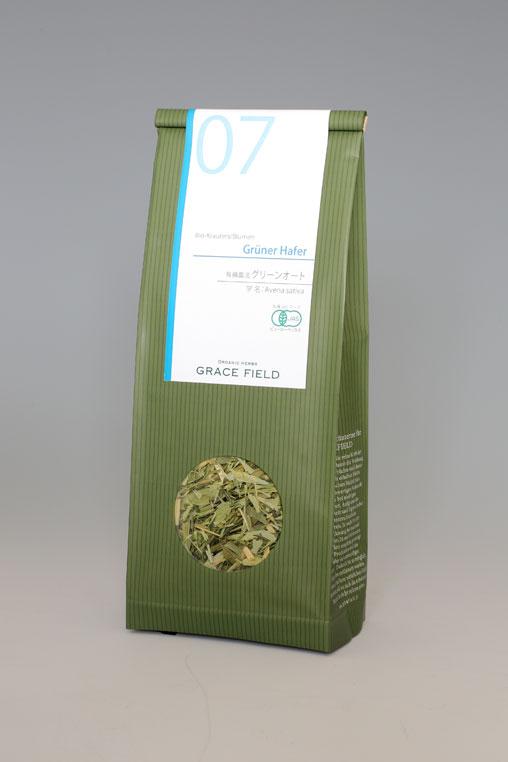 グリーンオート(燕麦) 50g
