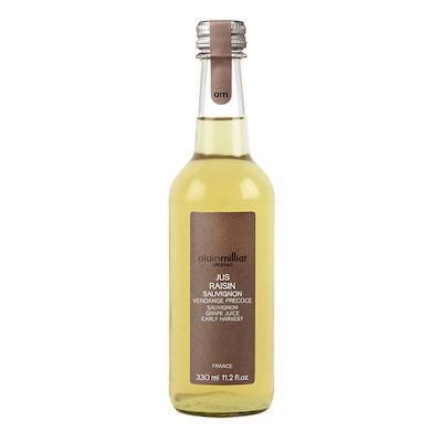アラン・ミリア ソーヴィニョン・ブラン種白グレープジュース 330ml