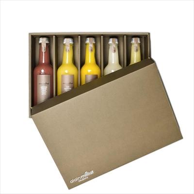 アラン・ミリア ジュース・ネクター5本用(330ml)ギフトボックス