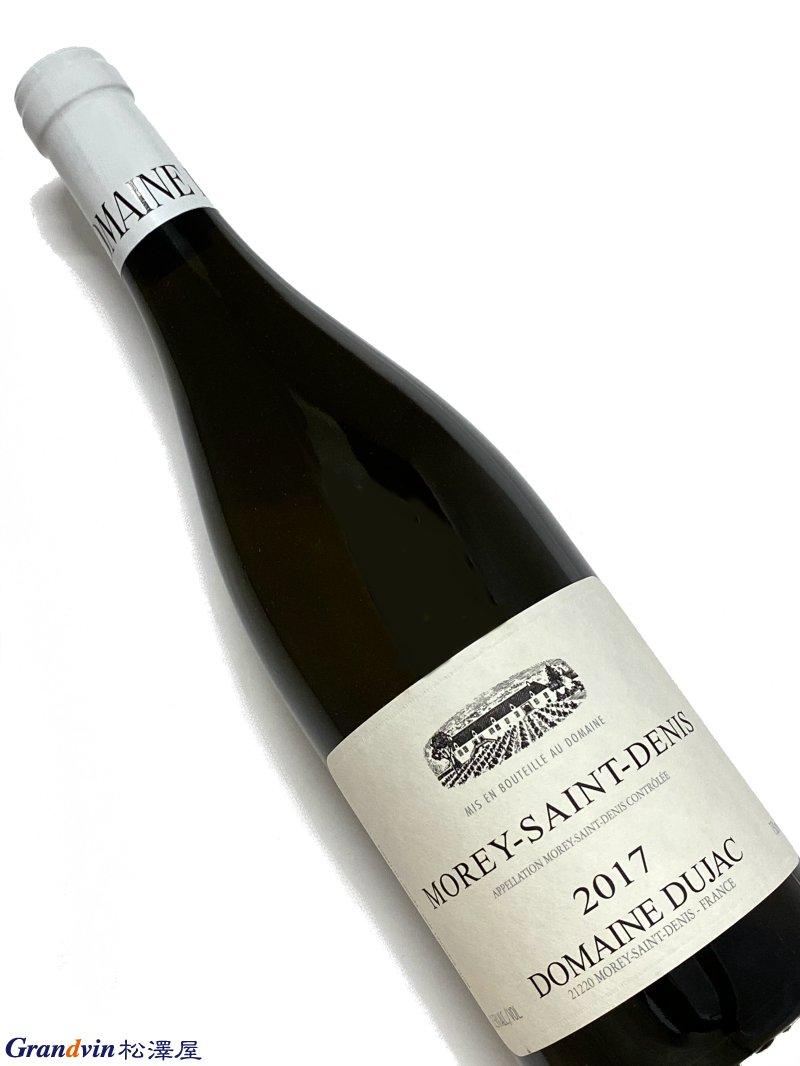 2017年 デュジャック モレサンドニ ブラン 750ml フランス ブルゴーニュ 白ワイン