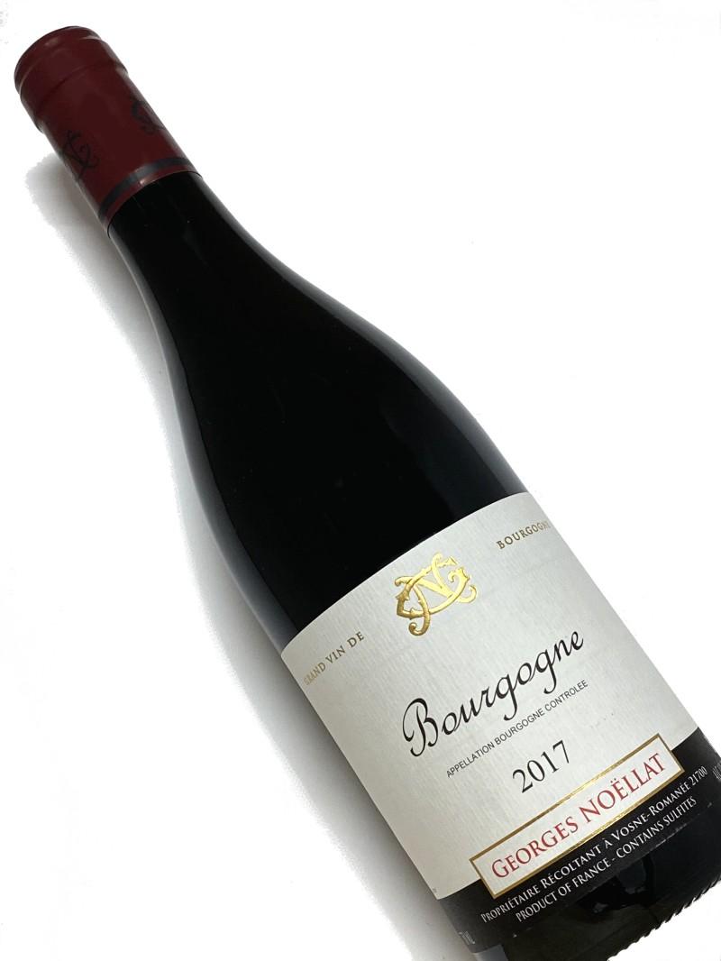 2017年 ジョルジュ ノエラ ブルゴーニュ ルージュ 750ml フランス 赤ワイン