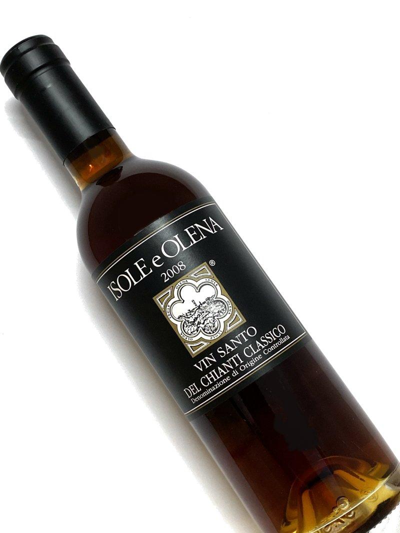 2008年 イゾレ エ オレーナ ヴィン サント 375ml イタリア 甘口白ワイン ギフトボックス付