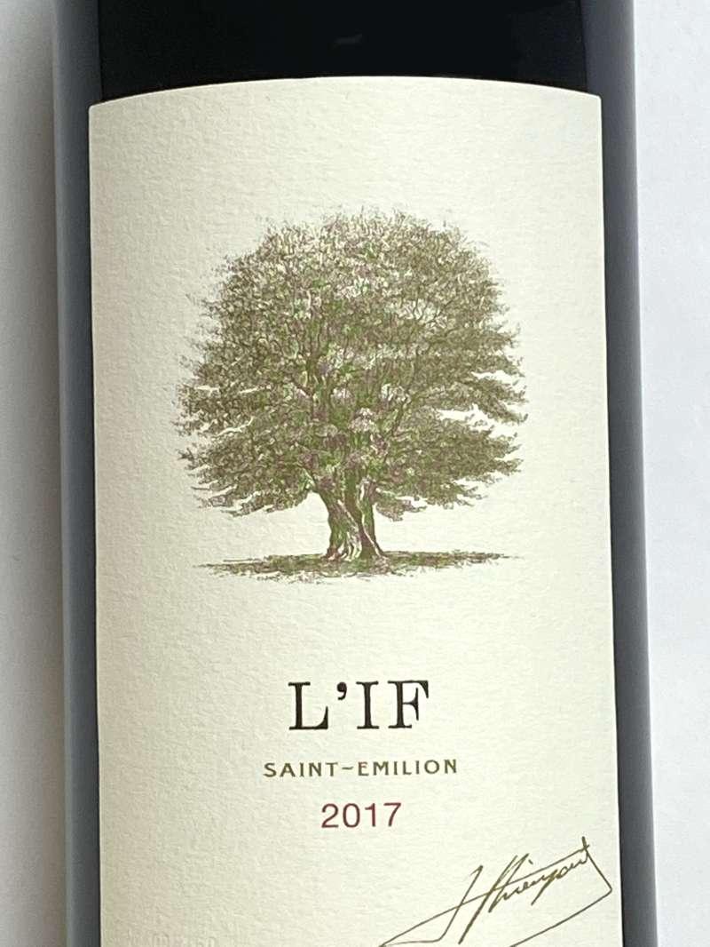 2017年 リフ 750ml フランス ボルドー 赤ワイン