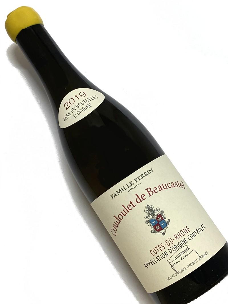 2019年 クードレ ド ボーカステル ブラン 750ml フランス ローヌ 白ワイン